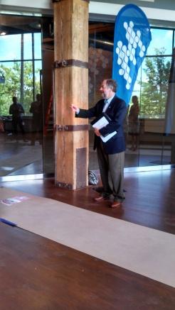 Dean Amhaus, President/CEO