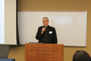 Fr. Robert Wild, Interim President, Marquette University