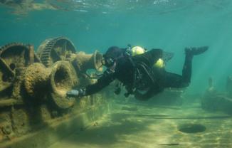 UnderwaterArch