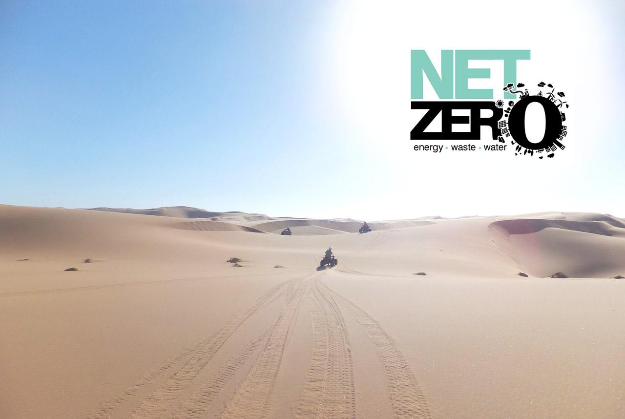 Net zero military bases at the nexus of national for Netzero met